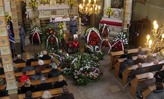 Pogrzeb Ireneusza Sierańskiego