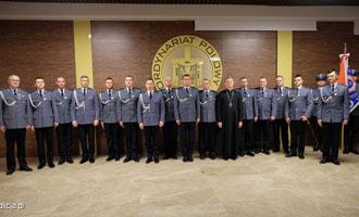 Uroczystość wOrdynariacie Polowym WP