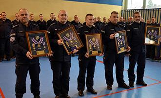 Pożegnanie zmundurem policjantów SPPP Bielsko Biała – Galeria Foto